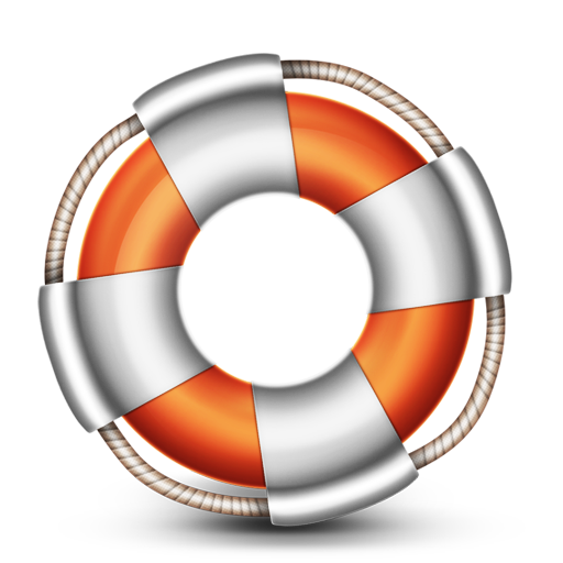Rescue ring png. Support lifesaver i love