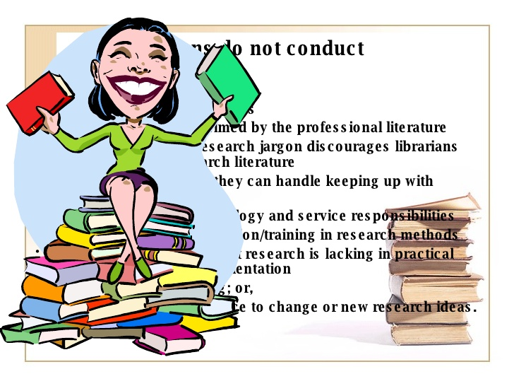 Research clipart practical research. In librarianship challenges competencies