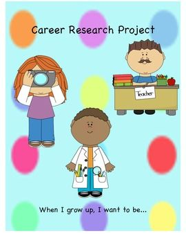 Research clipart research project. This resource includes a