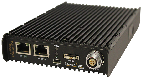 Research vector amplifier. Covariant solutions sdr transceiver