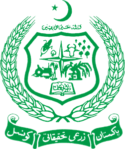 Research vector art. Pakistan agricultural council logo