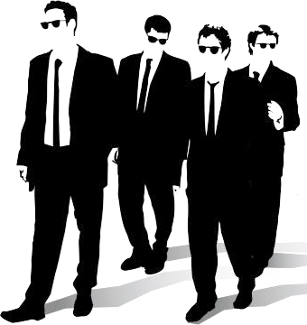 Reservoir dogs png. Vector psd official psds