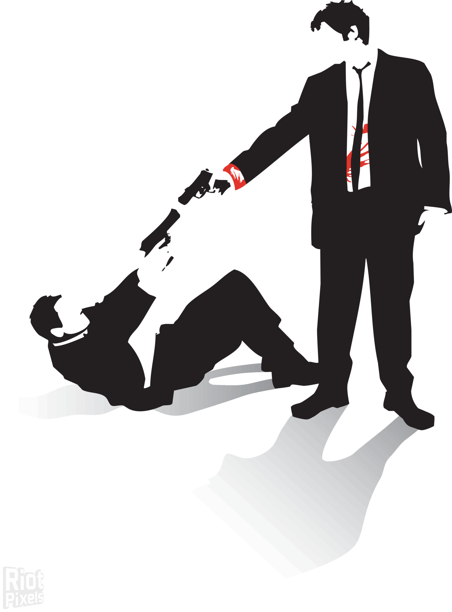 Reservoir dogs png. Silhouette at getdrawings com