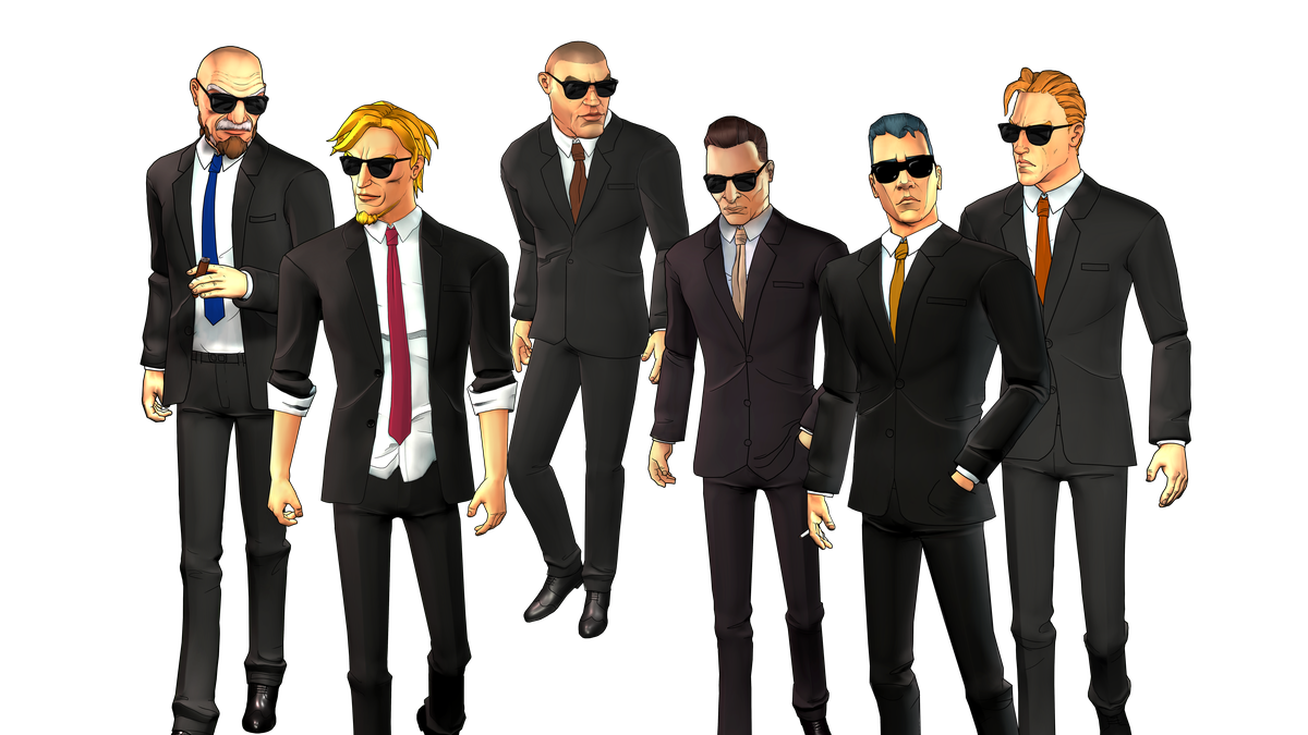 Reservoir dogs png. Bloody days review polygon