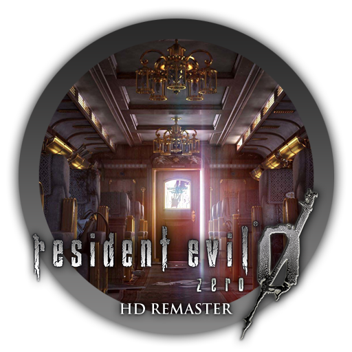 Resident evil 0 icon png. Hd by blagoicons on