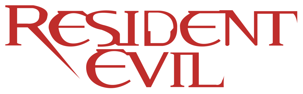 Resident evil 1 logo png. Constantin film to produce