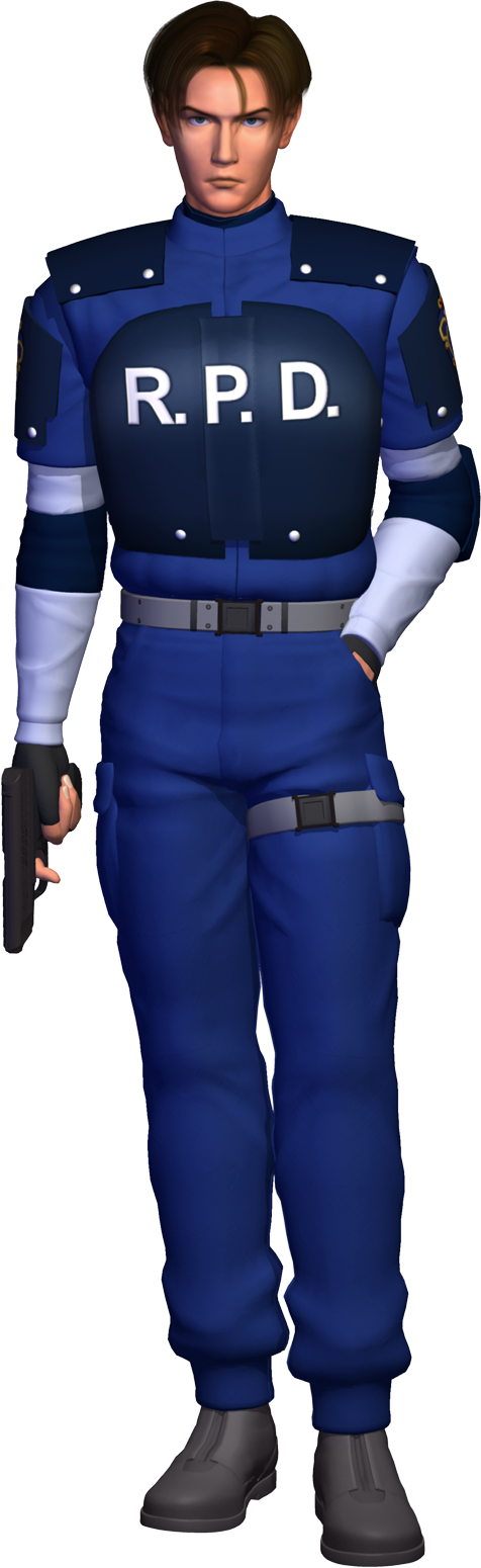 Resident evil 2 leon png. The new have a