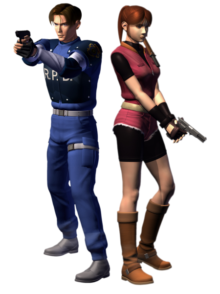 Resident evil 2 png. Box art and gamestop