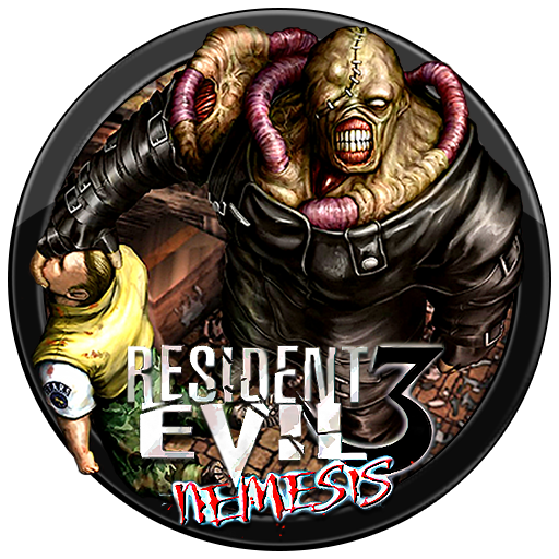 Resident evil 3 png. Nemesis icon v by