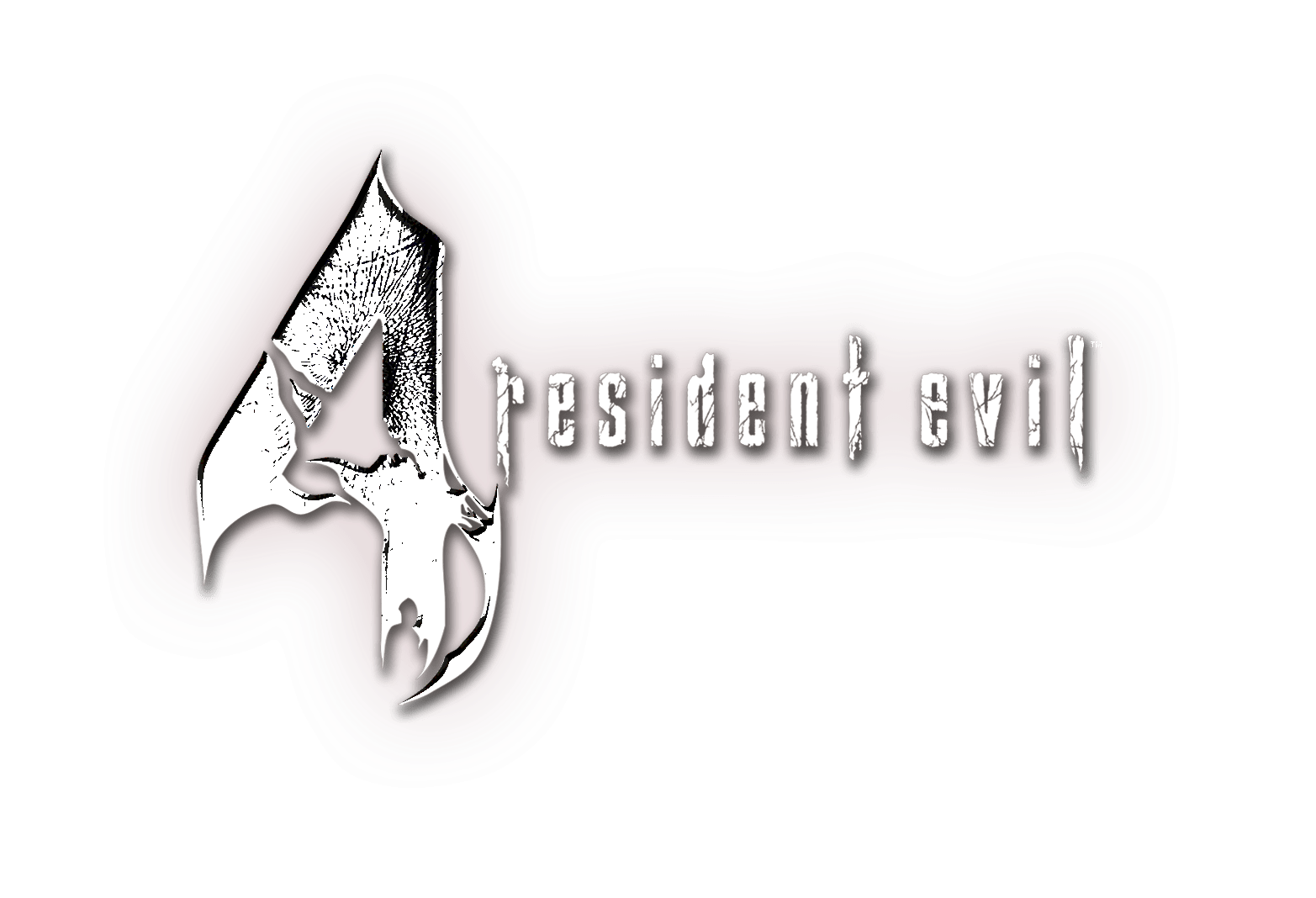 Resident evil 4 logo png. Ultimate hd edition of