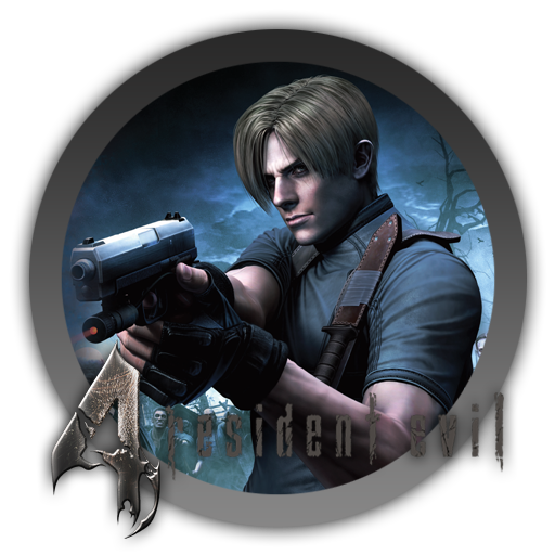 Resident evil 4 png. Icon by blagoicons on