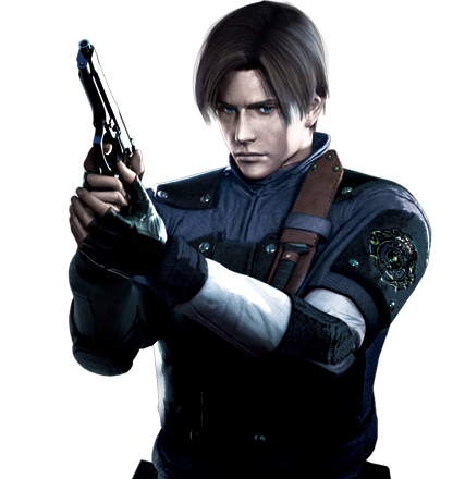 Resident evil 6 leon png. Which fanpop