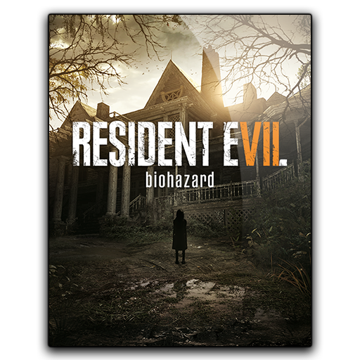 Resident evil 7 icon png. Biohazard by hazzbrogaming on