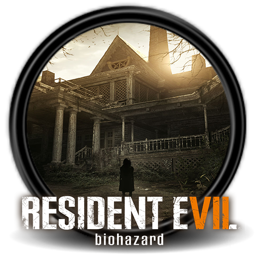Resident evil 7 png. Biohazard icon free icons