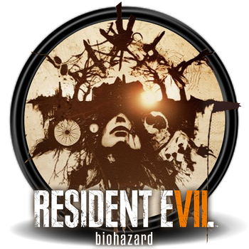 Resident evil 7 png. Game icon free icons