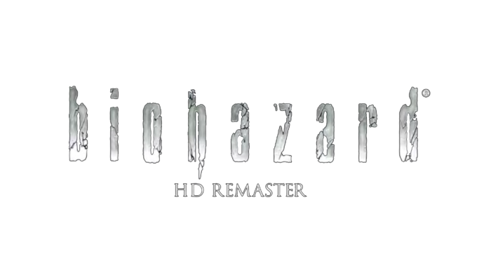 Resident evil hd remaster logo png. Remastered download x