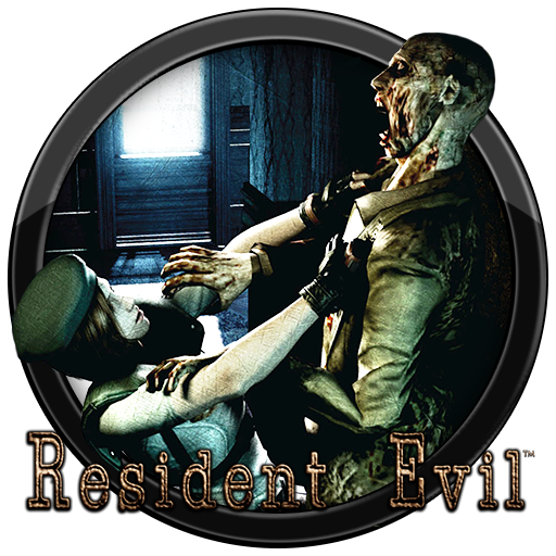 Resident evil hd remaster logo png. Icon free icons and