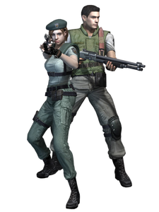 Resident evil jill png. Video game live action