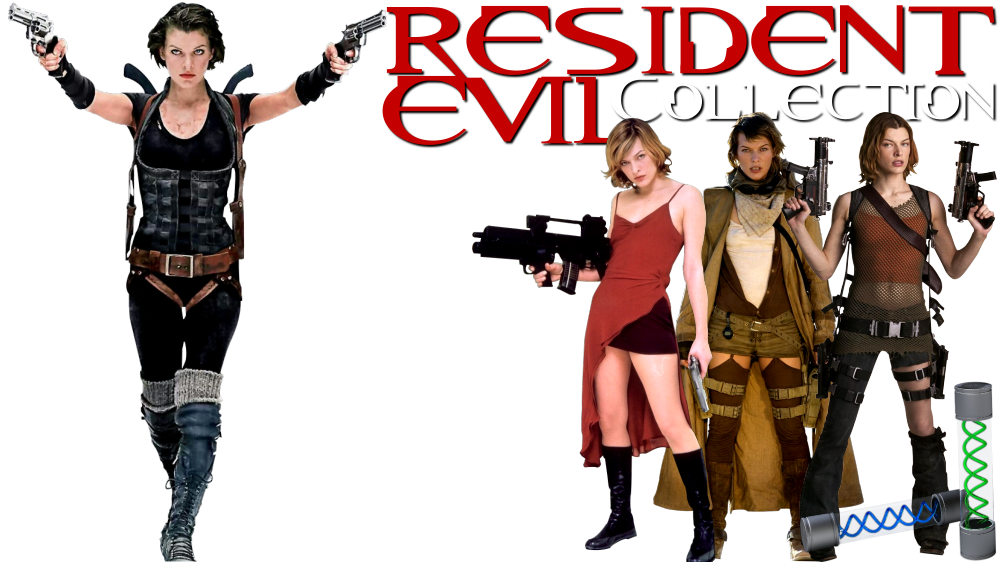 Resident evil movie png. Collection fanart tv image