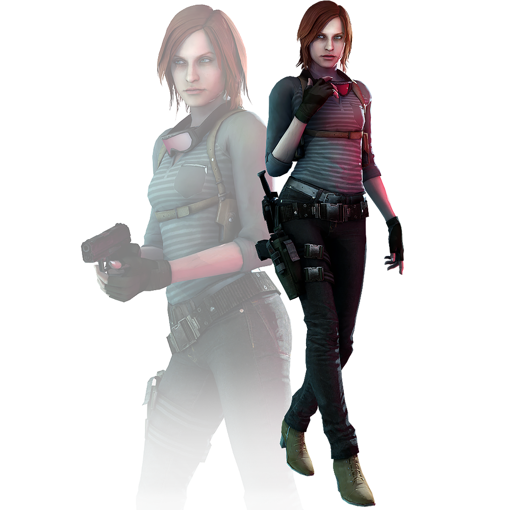 Resident evil revelations 2 claire png. Redfield the aftermath post