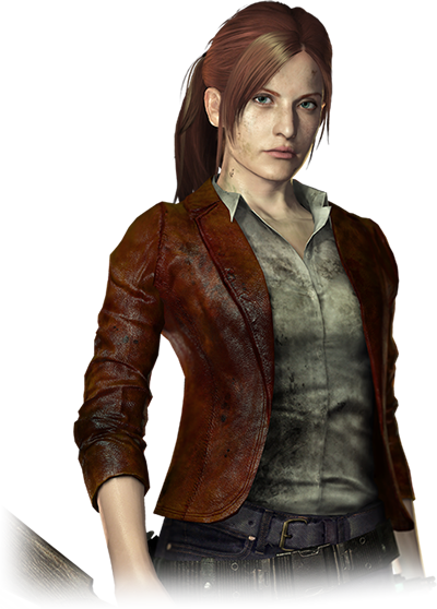 Resident evil revelations 2 claire png. Redfield by thearksguardian