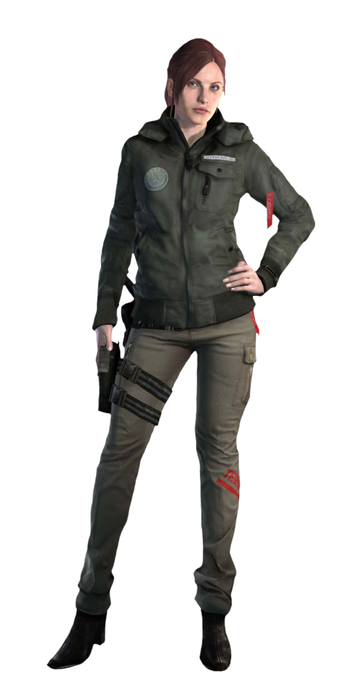 Resident evil revelations 2 claire png. Redfield re by isobel