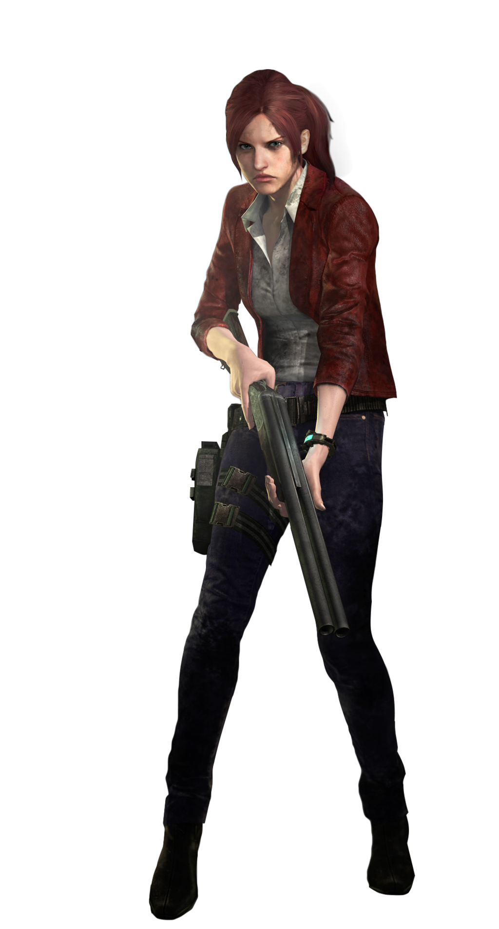 Resident evil revelations 2 png. Image re claire render