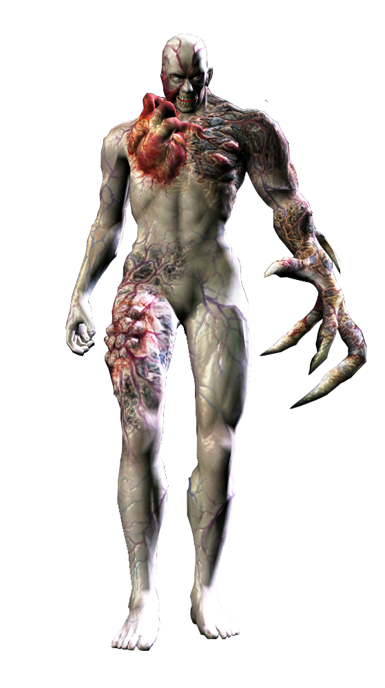 Resident evil tyrant png