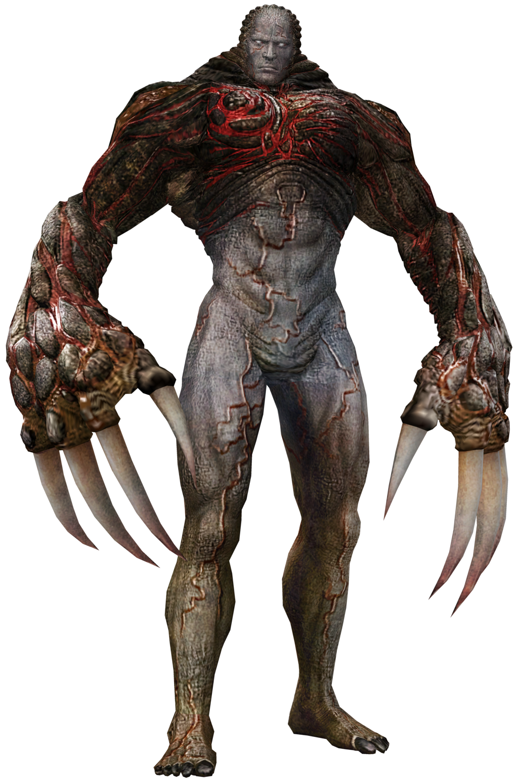 Resident evil tyrant png. Image t mutated fictional