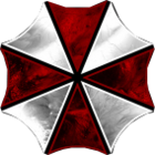 Resident evil umbrella logo png. Corp back in the