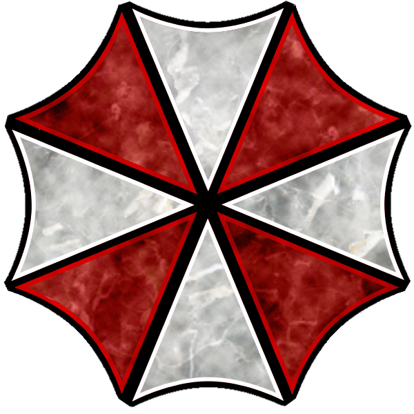 Resident evil umbrella logo png. Corps operation raccoon city