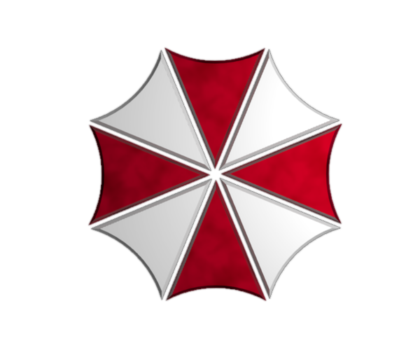 Resident evil umbrella logo png. Stock by mughalrox on