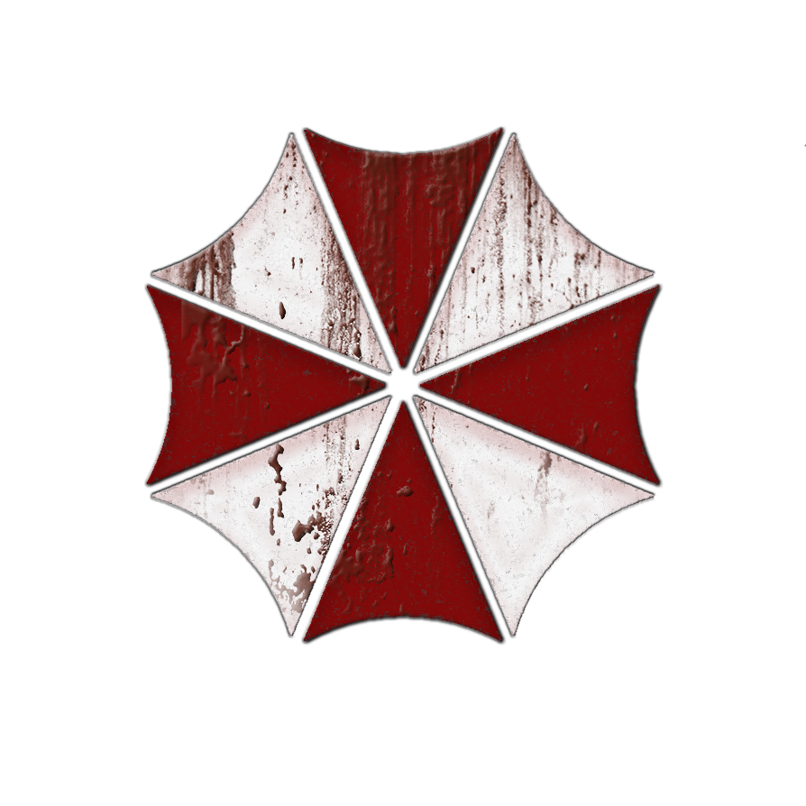 Umbrella corporation png. Logo by lilycan on