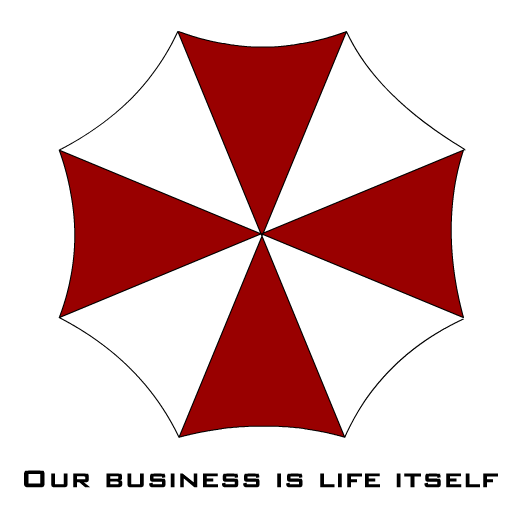 umbrella corporation png