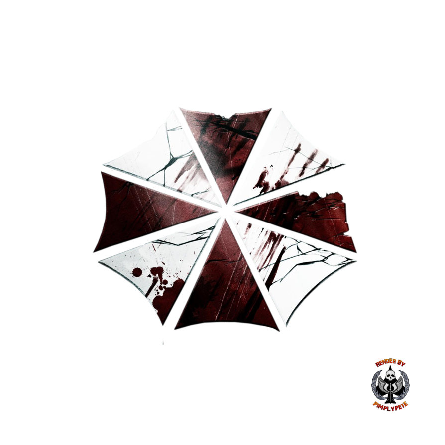 Resident evil umbrella logo png. Corporation by pimplypete on
