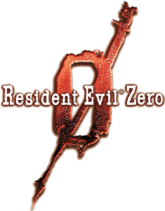 Icon by theedarkhorse on. Resident evil zero logo png image black and white download