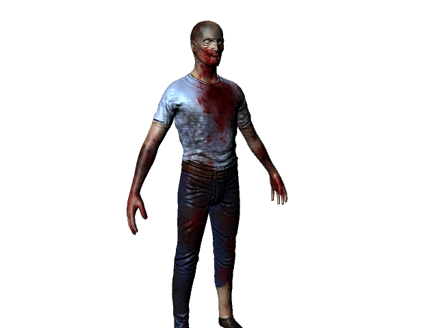 Resident evil zombie png. Remake st project unity