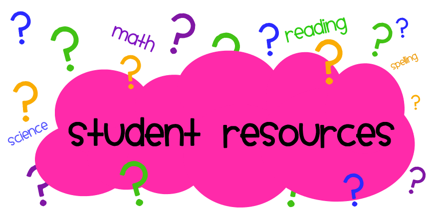 Resources clipart. Student