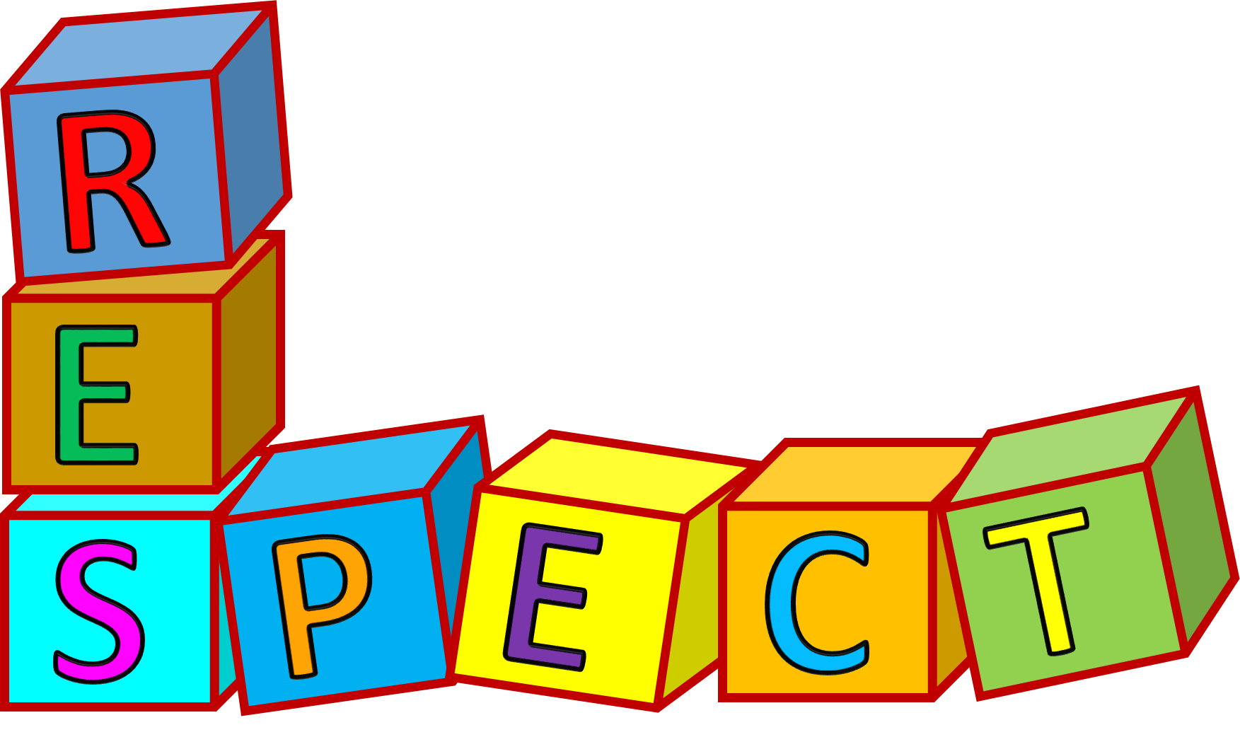 Respect clipart graphic transparent library