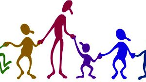 Respect for Humans. People clipart portal