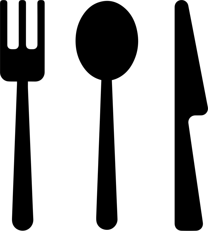 Restaurants clipart hotel cook. Free food service icon