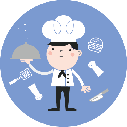 Staff clipart restaurant staff. Integrated technologies that transform