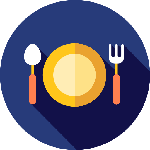 Restaurant icon png. Free download and vector