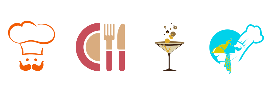 Restaurant logos png. How to create a