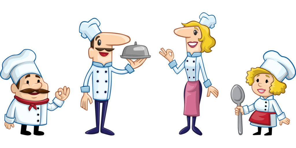 Restaurants clipart restaurant staff. Golden tips to