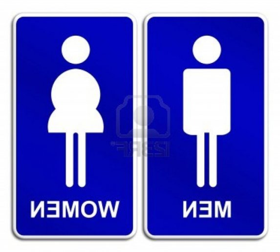 Restroom clipart signage. Man woman attractive female