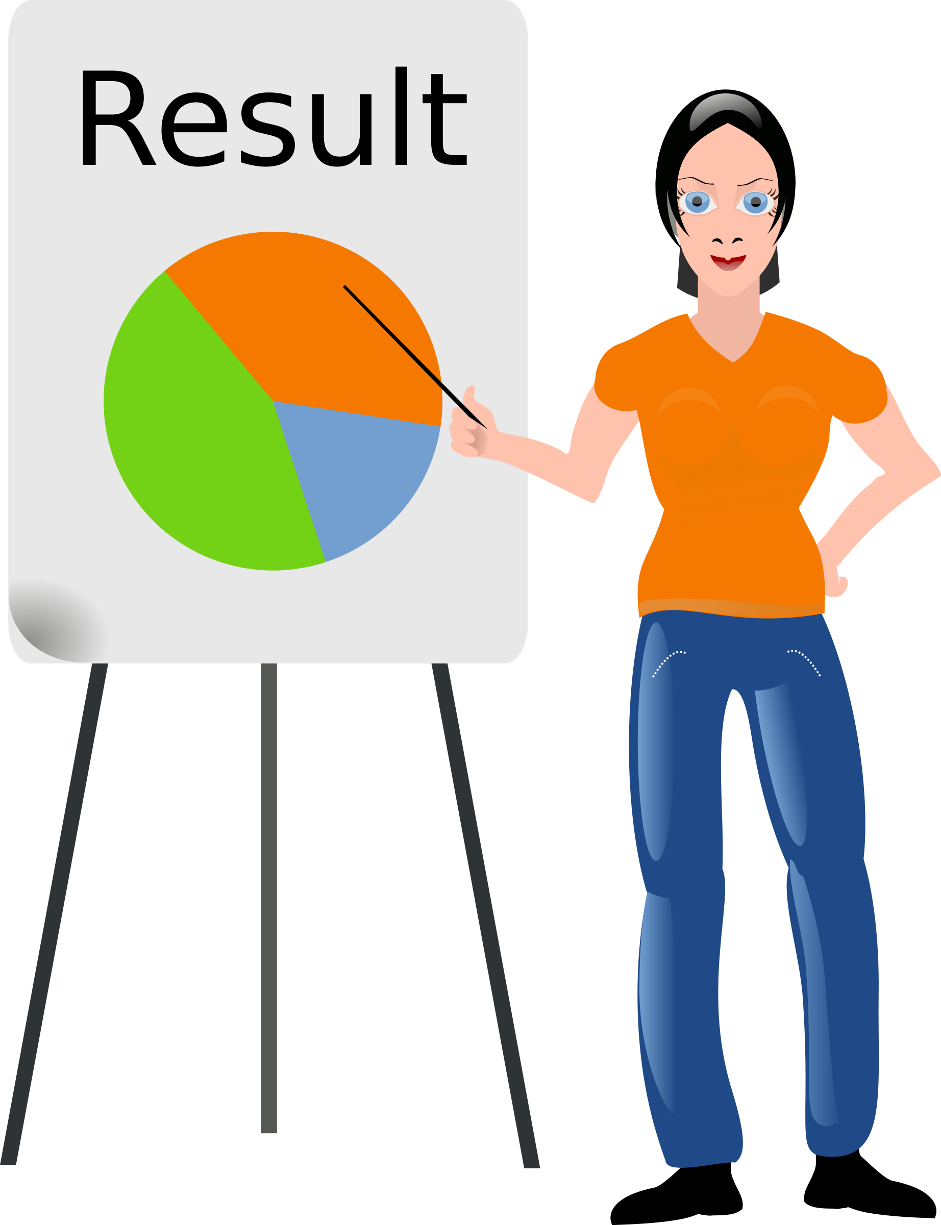 Results clipart challenge. For free download and