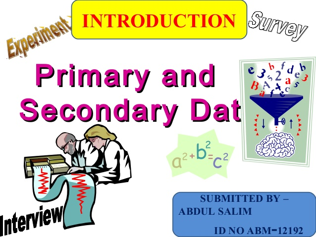 Results clipart secondary data. Primary manqal hellenes co