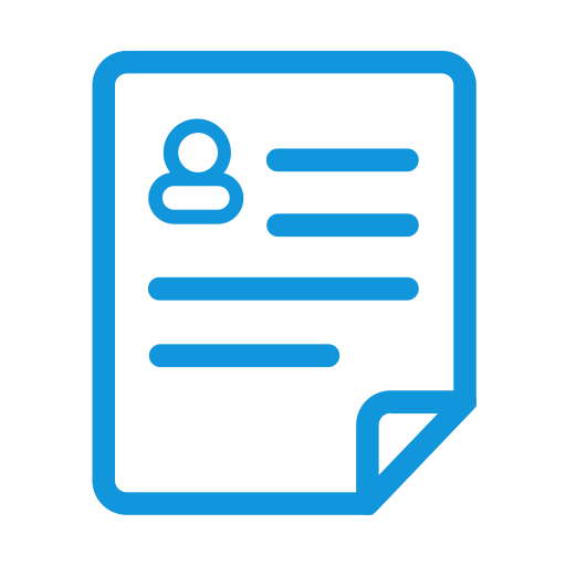 Resume Icon Png Picture 1965340 Resume Icon Png