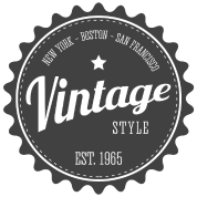 Vintage badge png. Retro logo women s